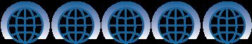 Morningstar 4-globe Sustainability Rating
